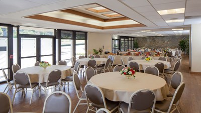 GardenView Reception Center at Rose Hills Memorial Park & Mortuary in Whittier, CA