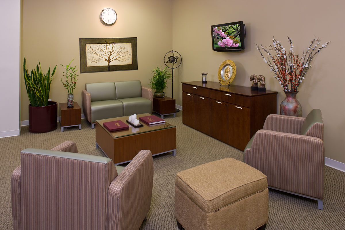 Rose Hills City of Industry office has two arrangement rooms, allowing families to discuss funeral, cremation and burial preferences in private.