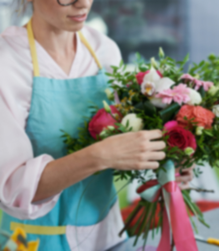 Freshness guarantee for Rose Hills flowers